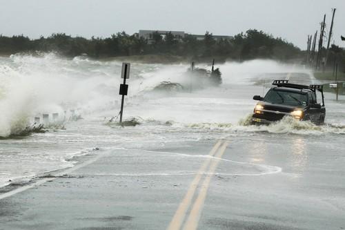 destructive hurricanes in US history Sandy