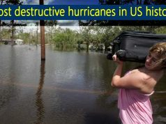 destructive hurricanes in US history