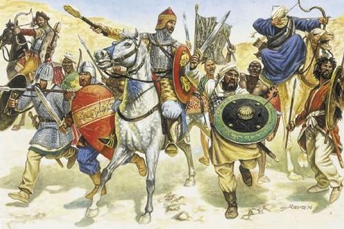 Mamluks Warriors