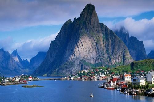 Reine Lofoten Islands Norway
