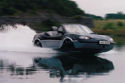 New Zealand Amphibious Car