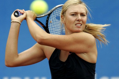 Maria Sharapova Richest Tennis Players