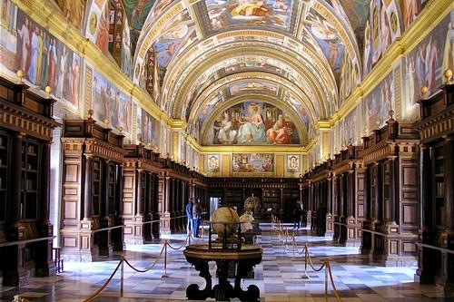 Library of El Escorial