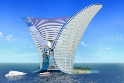 Futuristic Concept Hotels
