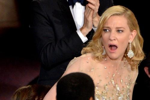 shocking Oscar losers reaction