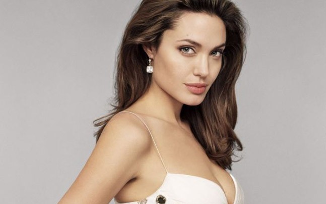 Most admired woman Angelina Jolie