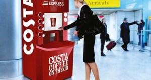 costa coffee express machin