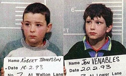 Children Who Were Killers