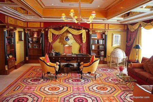 Royal Suite at Burj Al Arab