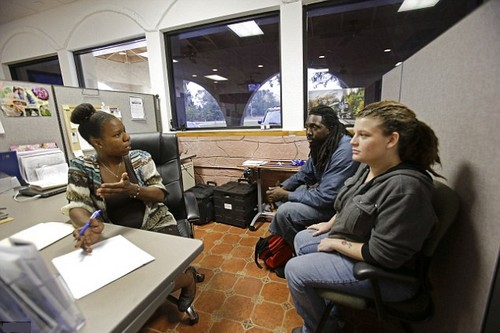 Homeless Employees on Disney
