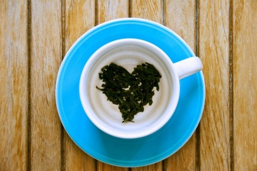 Tea-Leaf Reading interesting facts about tea