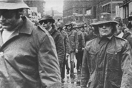 UDA march 1972