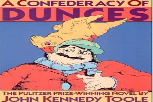 Amazing Books Confederacy Of Dunces
