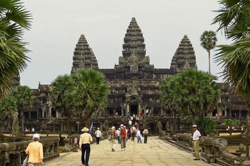 Angkor Wat Siem Reap in Cambodia