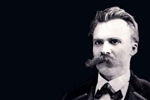 Friedrich Nietzsche Kinky Author