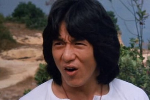 Jackie Chan in Dragon Lord