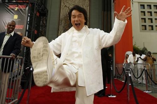 Jackie Chan in Hard to Die