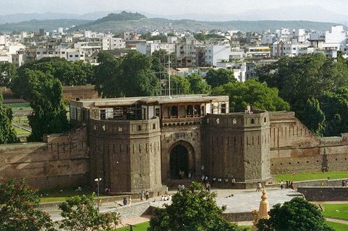 Shaniwarwada Fort, haunted historical monuments