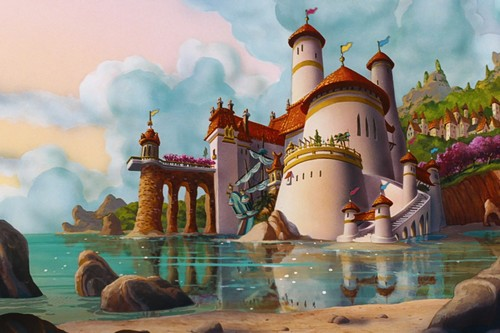 Real-life Inspirations Behind Disney Sites
