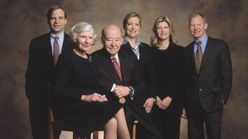 Top 10 Richest Families in America