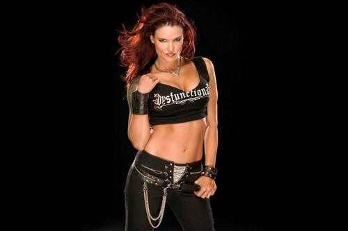 Lita WWE Diva Wrestlers