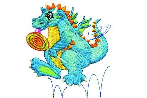 Lollipop Popular Dragons