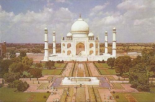 Attack on the Taj Mahal