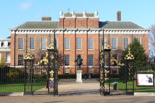 Kensington Palace, the South Front
