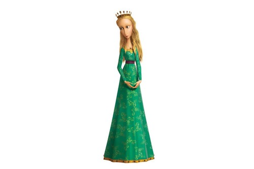 10 Non-Disney Princesses