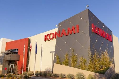 Konami Richest Video Game Developing Companies
