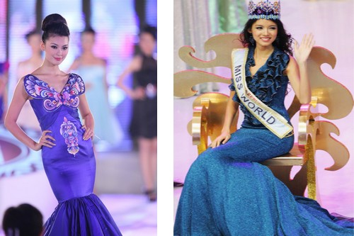 Miss World 2012 and Miss World 2007