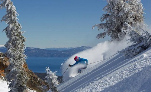 Alpine Meadows - Ski Resorts
