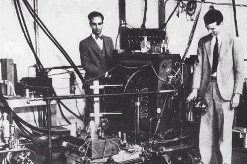 Carl D. Anderson Youngest Nobel Laureates