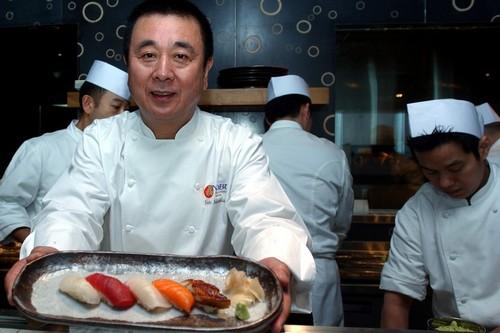 Best Celebrity Chefs Nobuyuki Matsuhisa