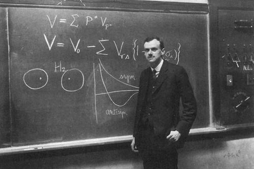 Paul A.M. Dirac Youngest Nobel Laureates