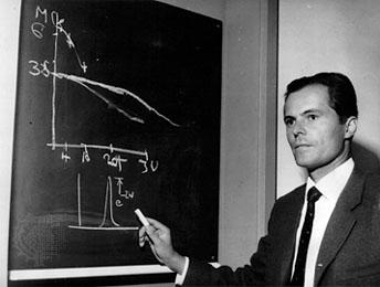 Rudolf Mössbauer Youngest Nobel Laureates