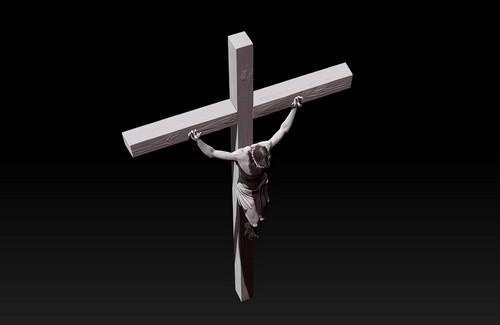 Crucifixion_by ulisses