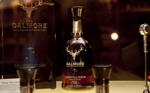 Dalmore Constellation Collection