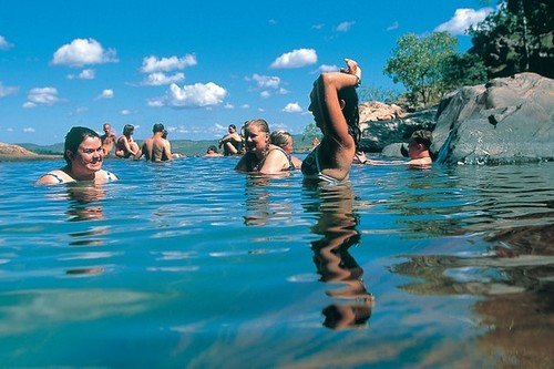 Gunlom Plunge Pool