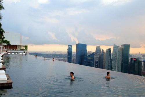 Luxury hotel, Marina Bay Sands