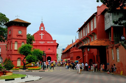 Malacca - Best Places to Visit in Malaysia