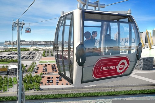 Emirates Air Line (Cable Car)