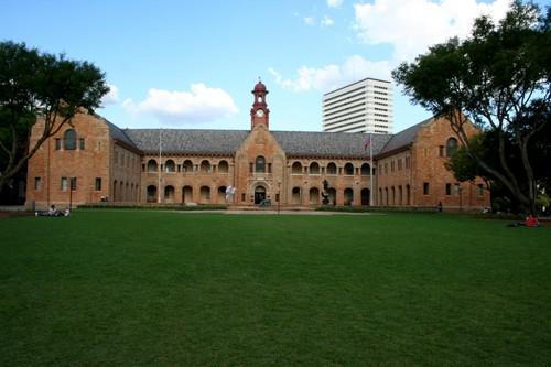 Old Arts Building