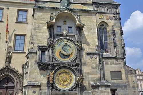 Prague Astronomical Clocks