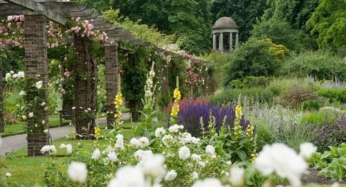 Rose Garden Kew Botanical Gardens