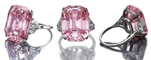 The Graff Pink Most Expensive Jewellery