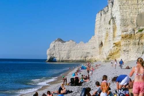 Étretat Beach - France