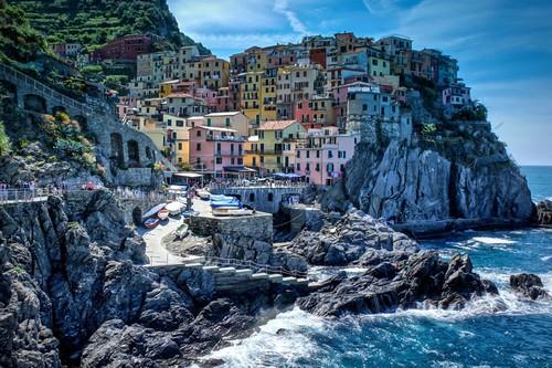 Cinque Terre Coastal Trails, Italy