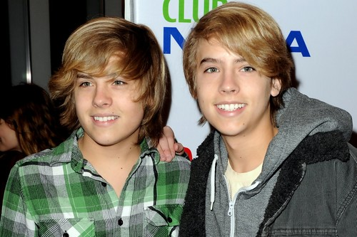 Dylan and Cole Sprouse Real Life Disney Princes