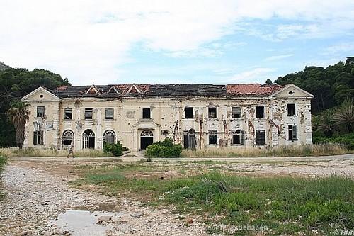 Grand Hotel Kupari (Croatia)